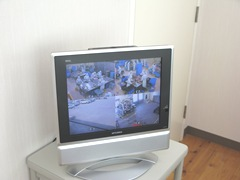 監視モニター